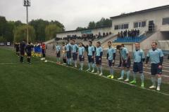 Підсумки 15 туру Чемпіонату України серед аматорів