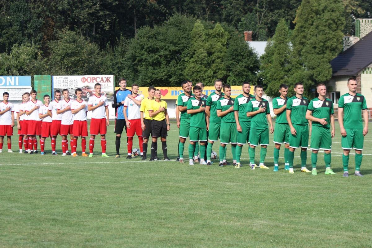 ФК «Покуття» (Коломия): 6 місце Групи 1 на проміжному етапі