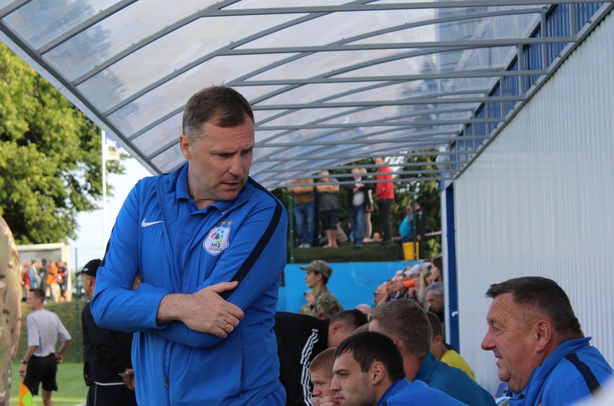 ФК «ЛНЗ-Лебедин»: 2 місце Групи 2 на проміжному етапі